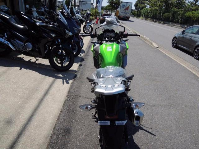 カワサキ VERSYS-X 250 ABSの画像(愛知県
