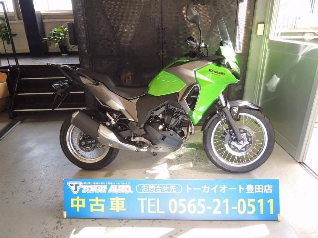 カワサキ VERSYSーX 250の画像(愛知県