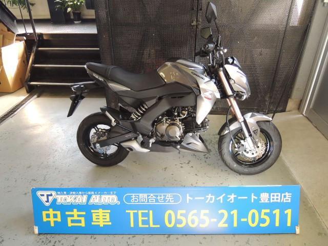 カワサキ Z125PROの画像(愛知県
