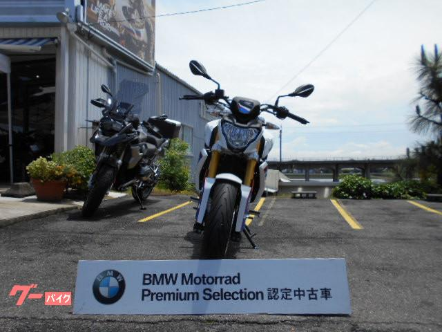 BMW G310R 純正グリップヒーター付きの画像(愛知県