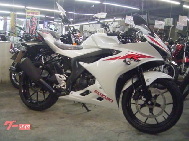 スズキ GSX-R125の画像(静岡県