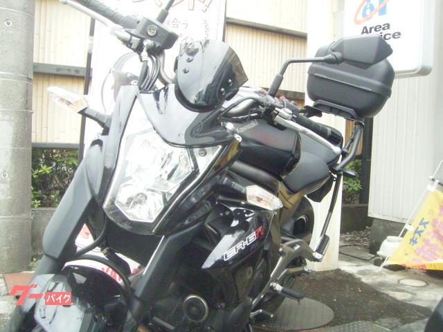 カワサキ ER-6nの画像(静岡県