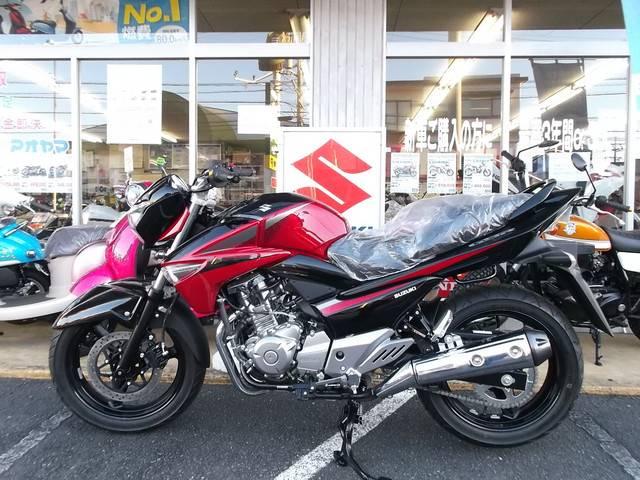 スズキ GSR250の画像(静岡県