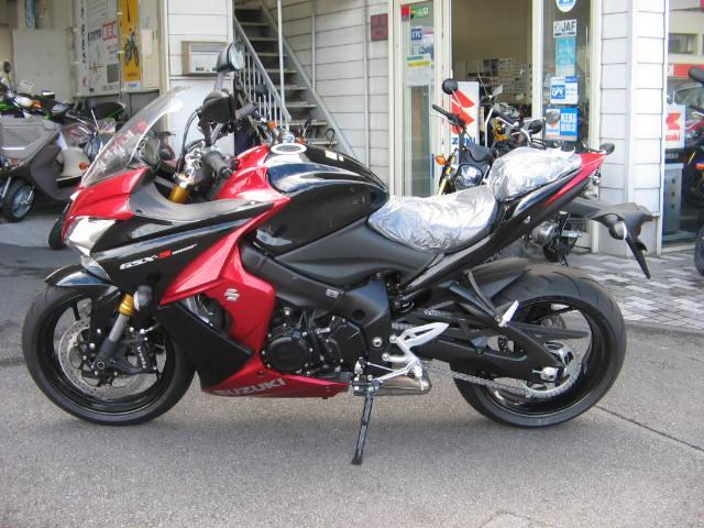 スズキ GSX-S1000Fの画像(静岡県