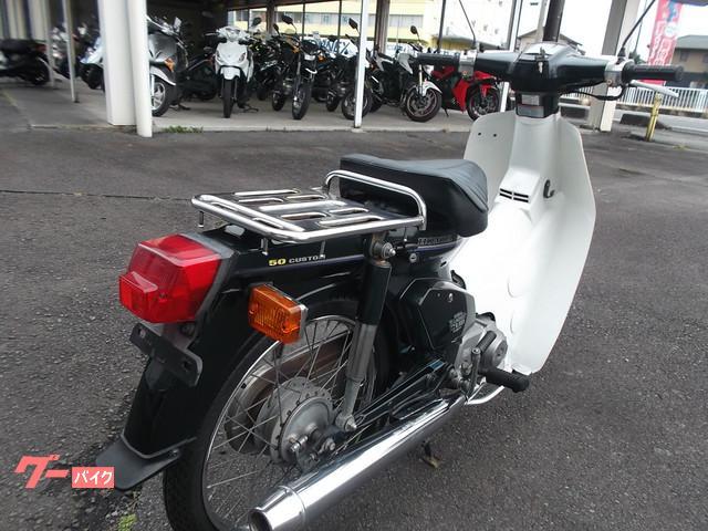 ホンダ スーパーカブC50カスタムの画像(静岡県
