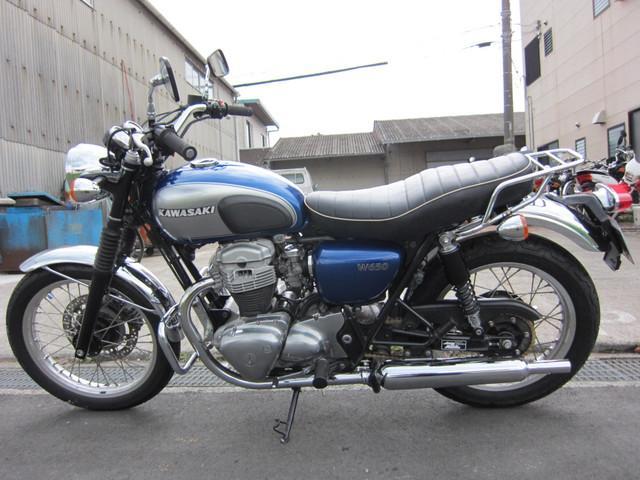カワサキ W650の画像(静岡県