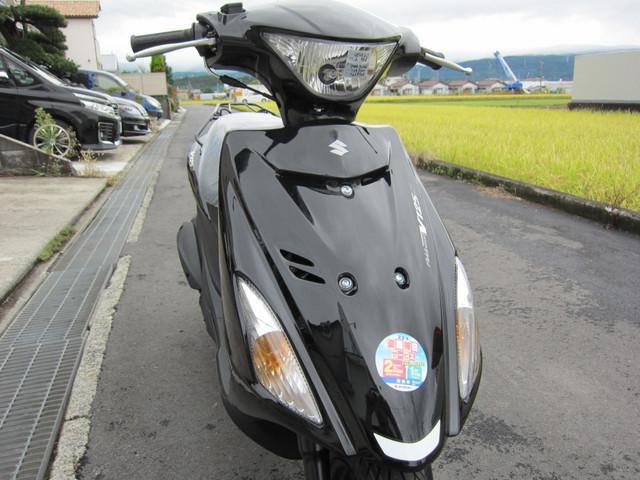 スズキ アドレスV125Sの画像(静岡県