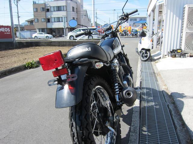 カワサキ 250TRの画像(静岡県
