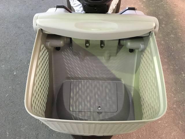 スズキ レッツバスケット 新車の画像(静岡県