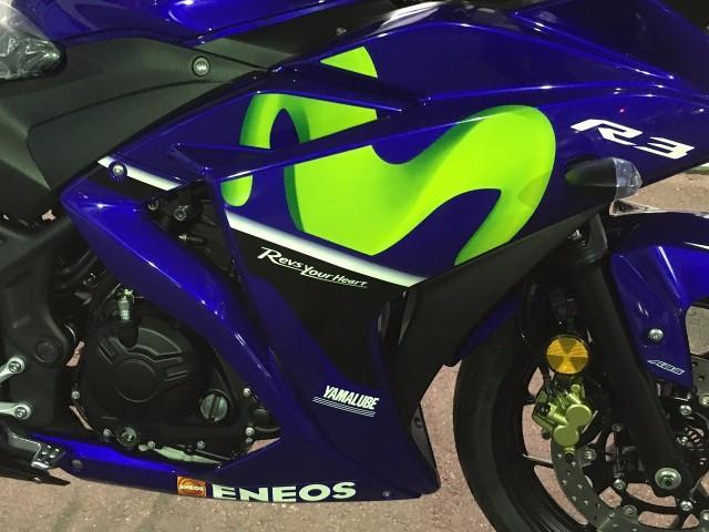 ヤマハ YZF-R3 MotoGP Edition 新車の画像(静岡県