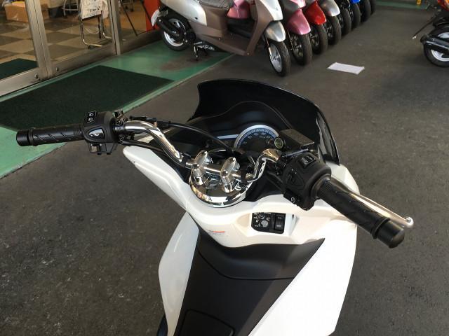 ホンダ PCX150 新車の画像(静岡県