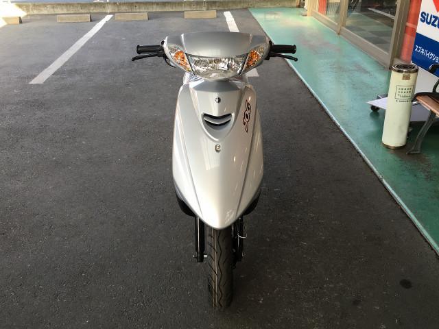 ヤマハ JOG 4スト FI 新車の画像(静岡県