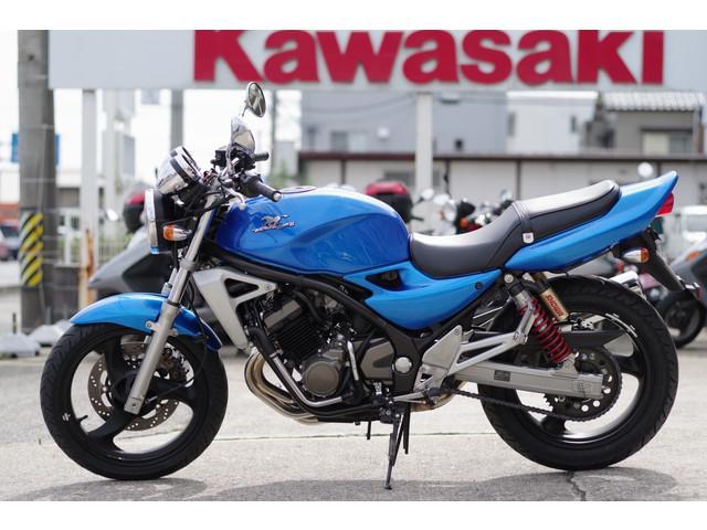 カワサキ BALIUS-II 2007年モデルの画像(愛知県