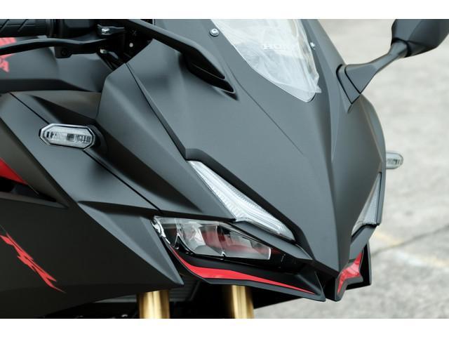 ホンダ CBR250RR ABS 2017年モデル マットブラックの画像(愛知県