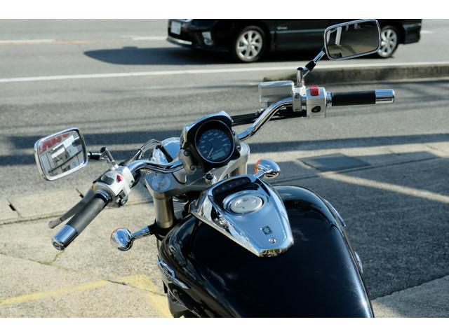 スズキ ブルバード400 FI 2009年モデルの画像(愛知県