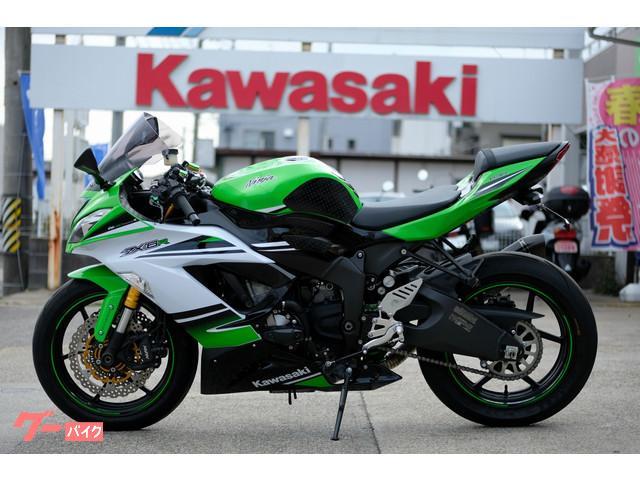 カワサキ Ninja ZX-6R 2015年モデル ローダウンの画像(愛知県