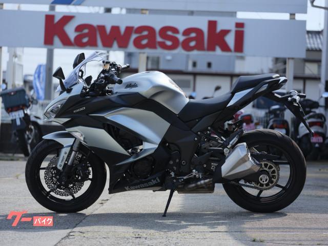 カワサキ Ninja 1000 2018年モデル グリップヒーターつきの画像(愛知県