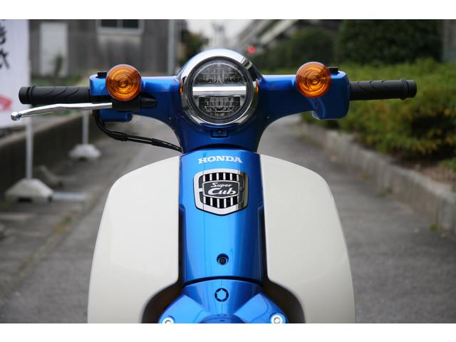 ホンダ スーパーカブ110 新型 LEDヘッドライト 日本製の画像(愛知県
