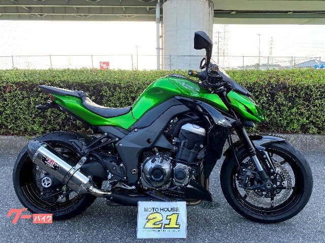 Z1000 ABS ヨシムラスリップオンマフラー