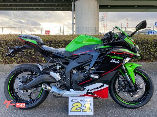 Ninja ZX−25R SE 2022年モデル