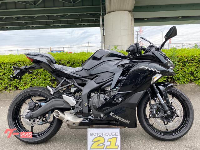 Ninja ZX−25R 2022年モデル