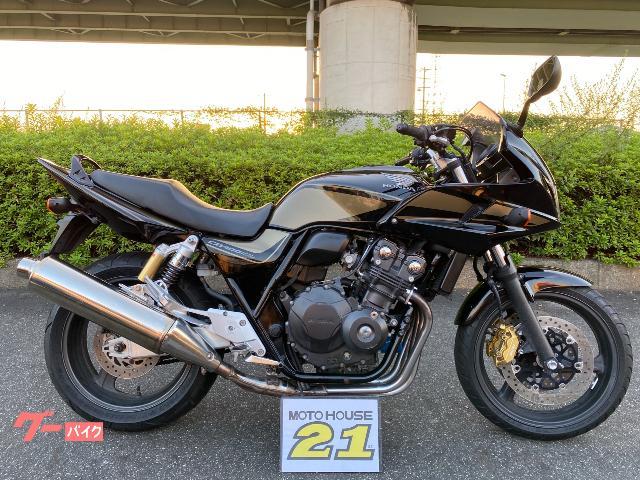 CB400Super ボルドール VTEC Revo