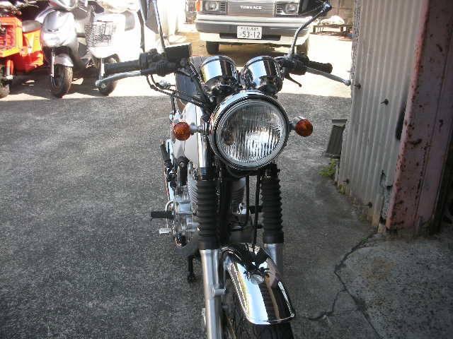 ヤマハ SR400の画像(静岡県