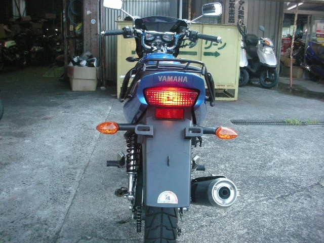 ヤマハ YBR125の画像(静岡県