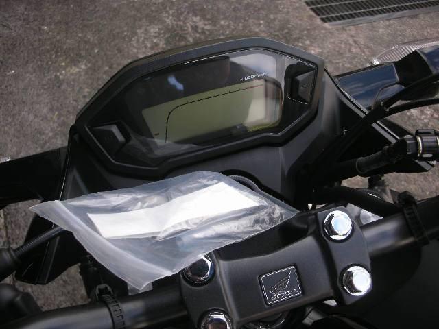 ホンダ CB250F 17年モデルの画像(静岡県