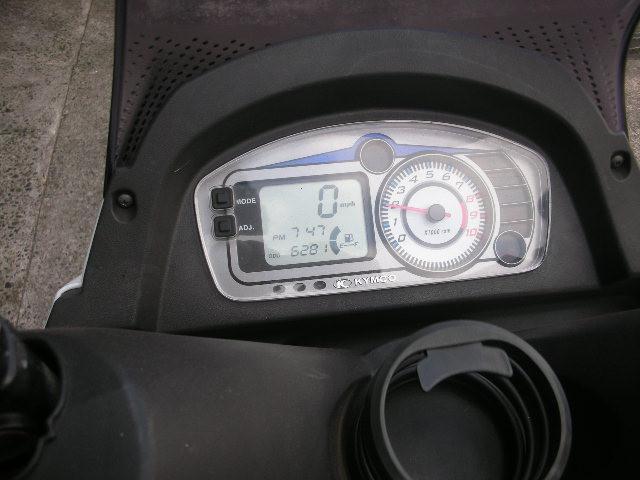 KYMCO DINK125の画像(静岡県