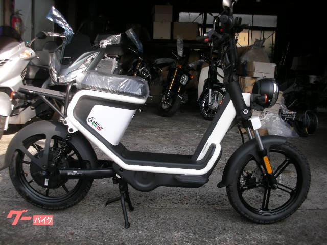 電動スクーター GOCCIA GEV600