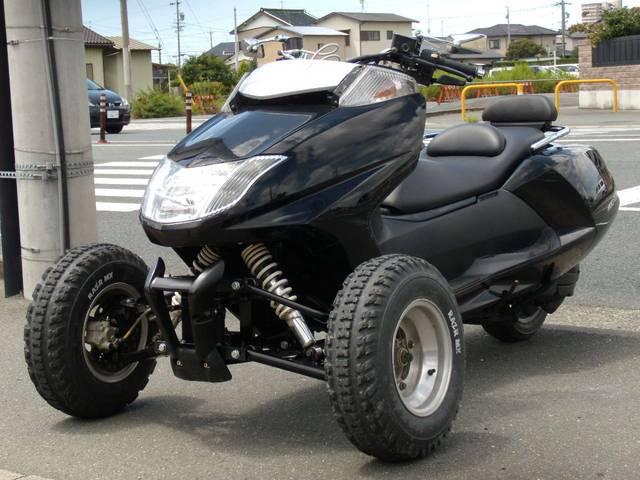 トライク NAKIRI製B-TRIKE MAXAMトライク ATTの画像(静岡県