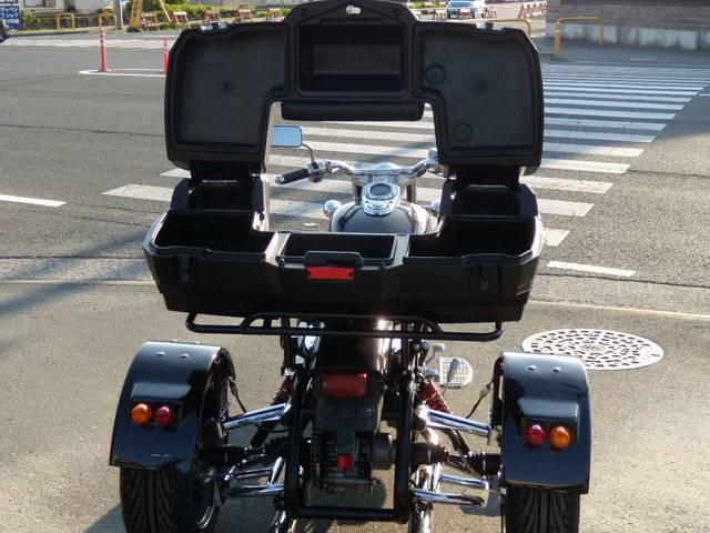 トライク VTマグナ250トライクダウンマフラーRボックス仕様の画像(静岡県