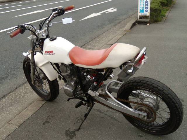 ホンダ FTR223カスタムの画像(静岡県