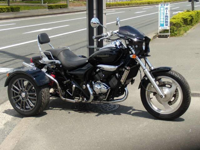 トライク エルミネーター250Vトライクの画像(静岡県