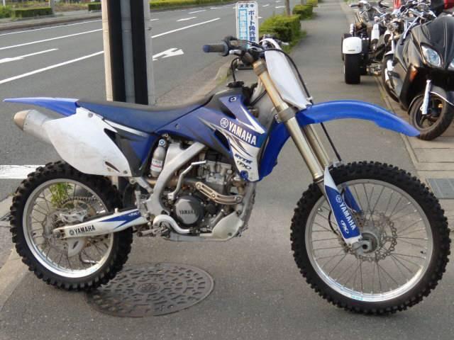 ヤマハ YZ250Fの画像(静岡県