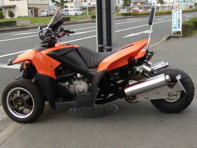 トライク B-TRIKE ADLY280Sトライク(126~250cc)の画像(静岡県