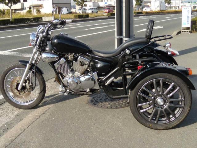 トライク ヤマハビラーゴ250トライクの画像(静岡県
