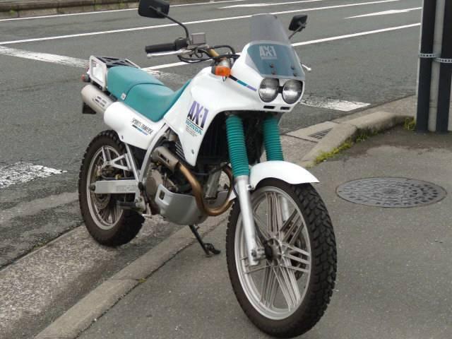ホンダ AX-1の画像(静岡県