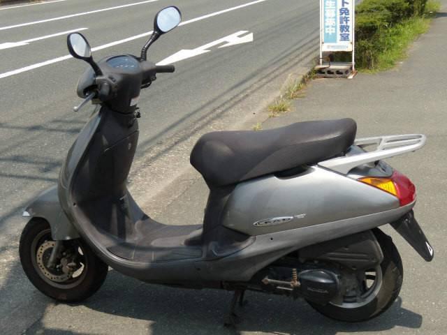 ホンダ リード100の画像(静岡県