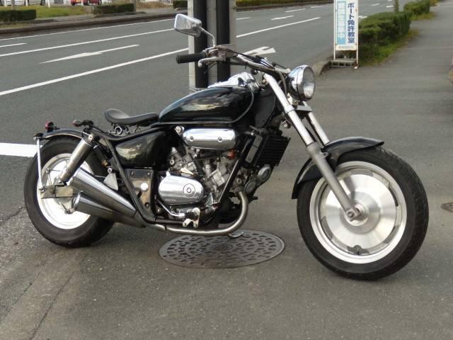 ホンダ V-TWIN MAGNA Sカスタムの画像(静岡県