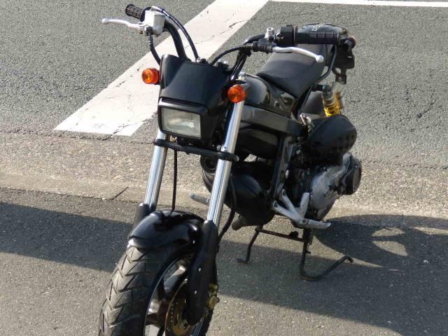 スズキ ストリートマジック50Sの画像(静岡県