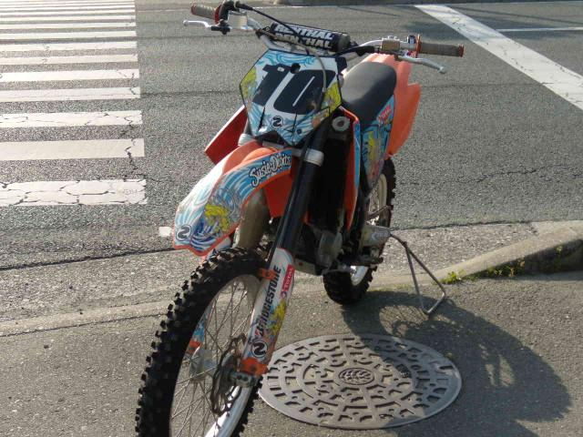 KTM 85SXの画像(静岡県