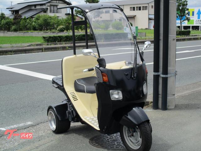 ホンダ ジャイロキャノピーカスタムミニカー仕様の画像(静岡県