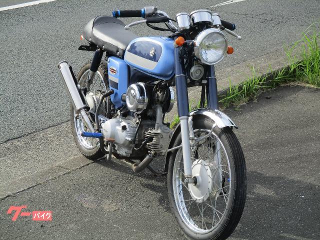 ヤマハ YB-1 Fourの画像(静岡県