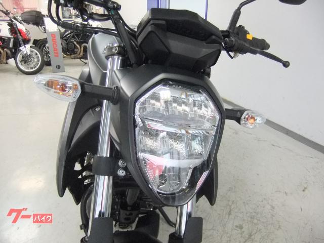 スズキ GIXXER 250 2021年モデル  油冷SEPエンジン LEDヘッドライト&テールランプ スイングアームマウントフェンダーの画像(愛知県