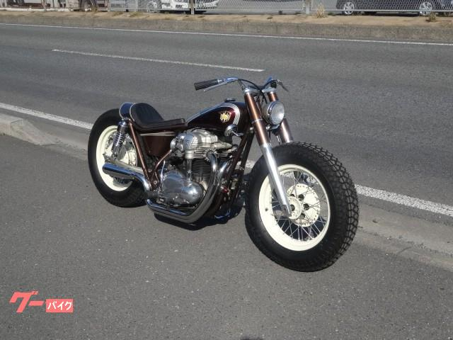 W650 フルカスタム