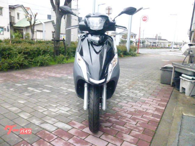 スズキ アドレス125の画像(愛知県