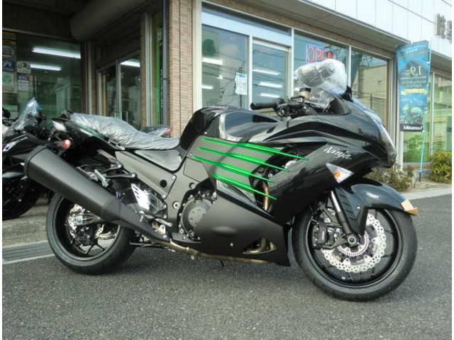 カワサキ Ninja ZX-14R ABS'17 ブライト正規モデルの画像(岐阜県