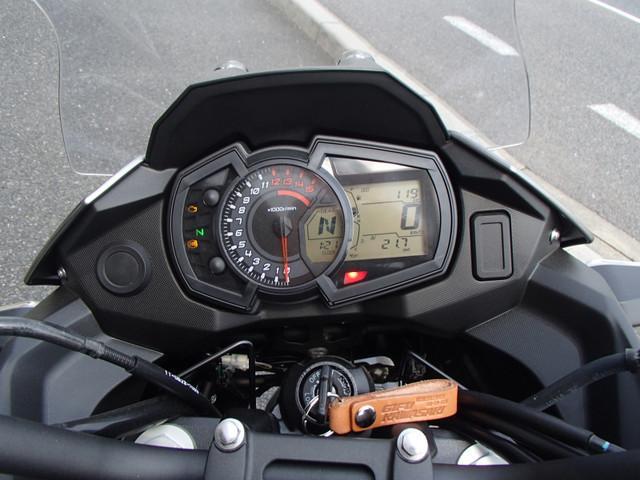 カワサキ VERSYSーX 250 ABSの画像(岐阜県